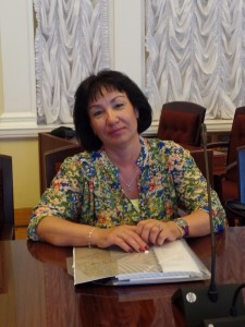 Назина Валентина Ивановна
